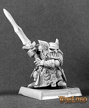 Logrim, Dwarf Captain