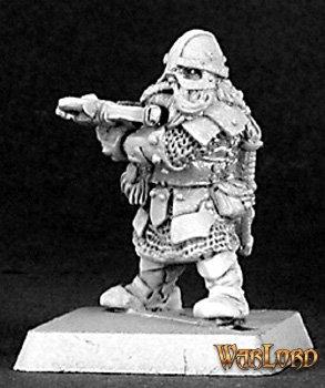 Nogrin, Dwarf Adept