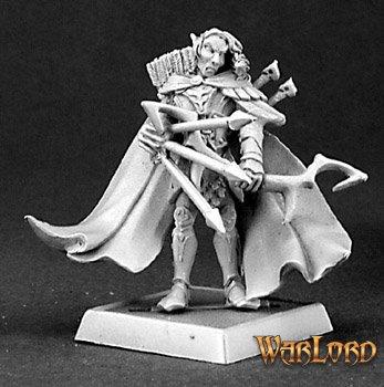 Eawod Silverrain, Elf Warlord