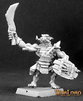 Bull Orc Warrior, Reven Grunt