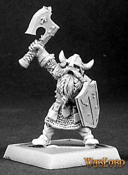 Dwarf Warrior, Dwarf Grunt
