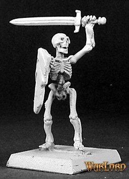 Skeletal Warrior,Necropolis Grunt
