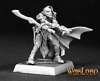 Dendris, Dark Elf Assassin