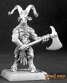 Reven Beastman Woodcutter