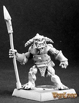 Muktar, Lesser Orc Spearman
