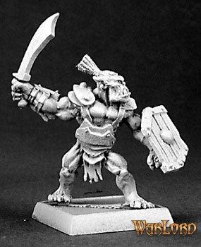 Lesser Orc Warrior