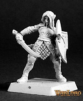 Elven Vale Warrior