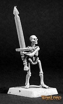 Skeletal Swordsman