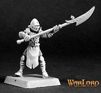 Crusader Templar Ironspine