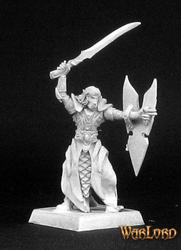Daereth, Elven Royal Guard Sergeant