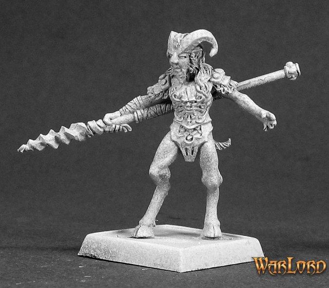 Tanwylen, Satyr Sergeant