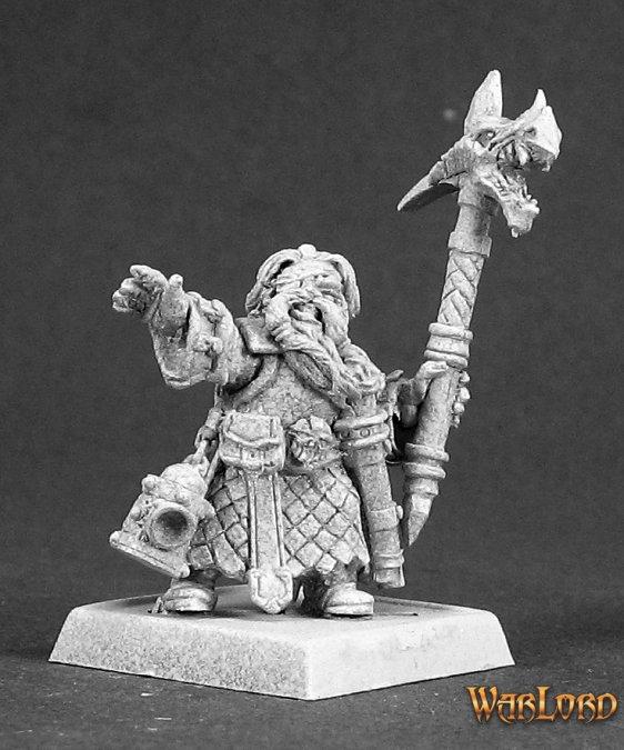 Gilam, Dwarf Rune Spelunker