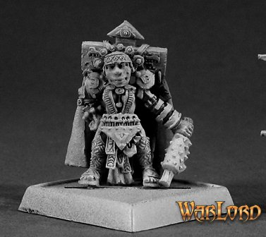 Bloodstone Gnome Matron