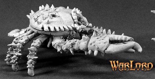 Scuttlebones, Undead Crab