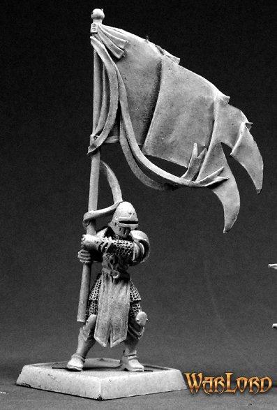 Crusader Standard Bearer