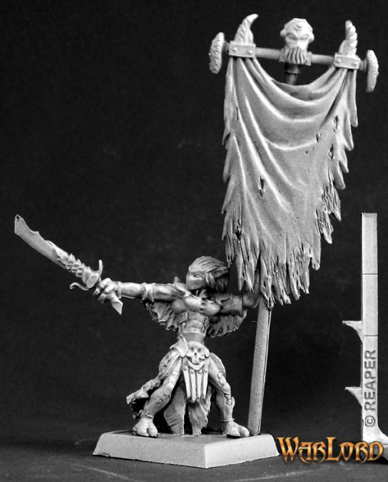 Darkspawn Standard Bearer