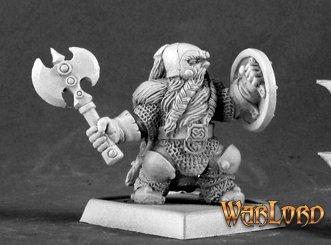 Kragmarr Dwarf Captain