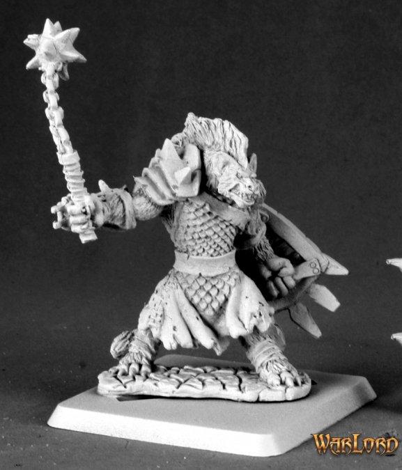Boneflayer, Gnoll Sergeant