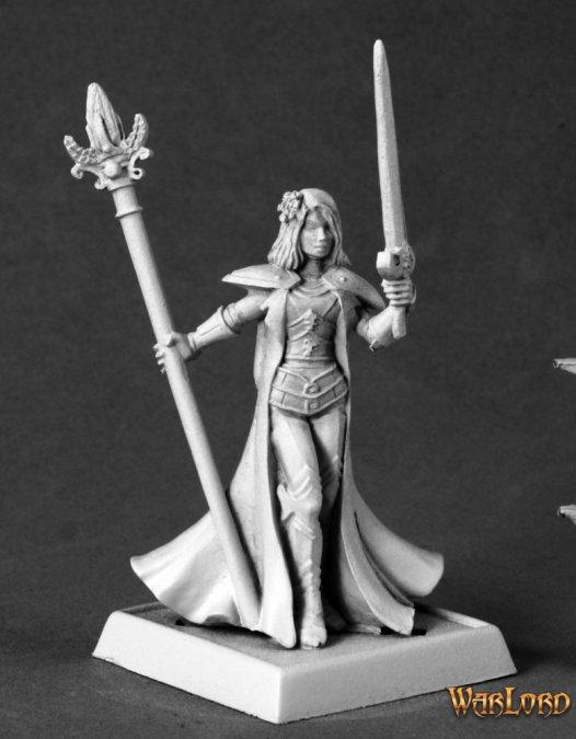 Joeliyn, Sister of the Blade Warlord