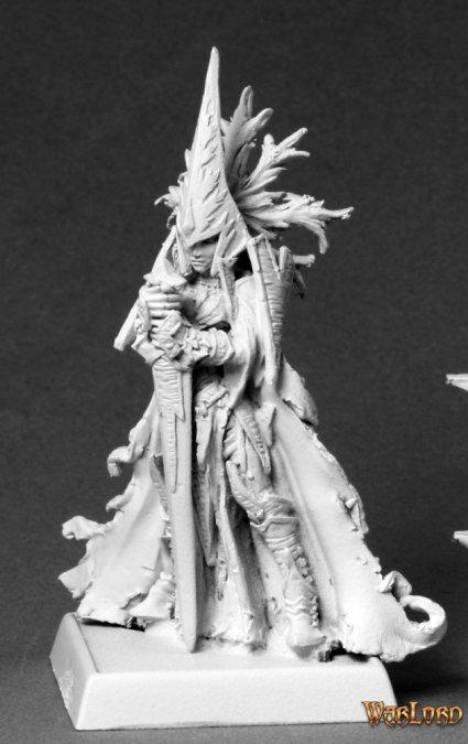 Majestrix Latissula, Darkreach Warlord