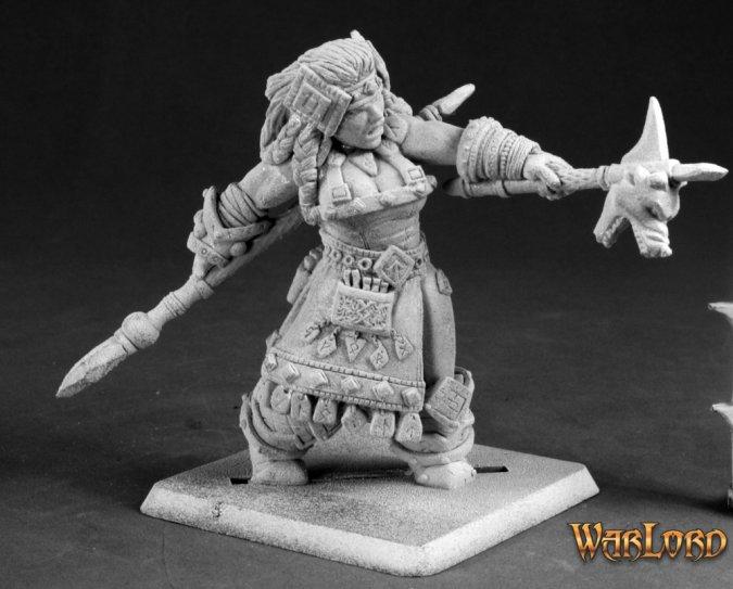 Skadi, Dwarf Goddess