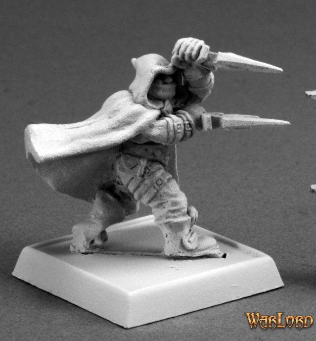 G'rond, Dwarf Assassin