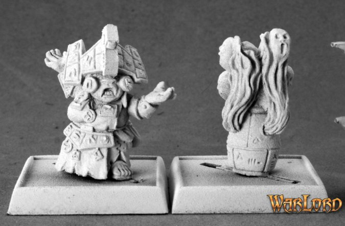 Szerda, Bloodstone Gnome Priestess