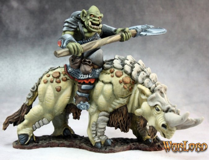Kargir Tundra Beast Rider