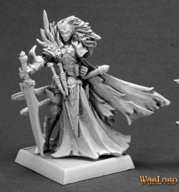 Sinisthreax, Darkreach Warlord
