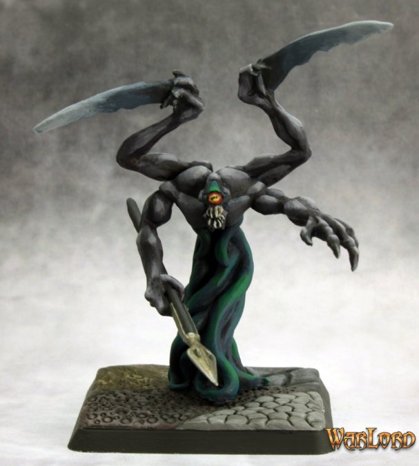 Zeshin Nightcreeper, Darkreach Demon