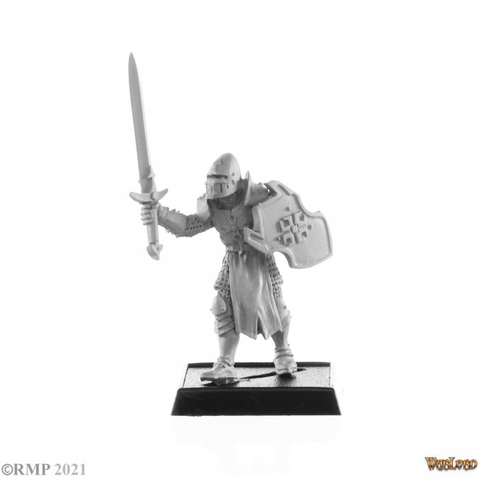 Garrick, Templar Warrior