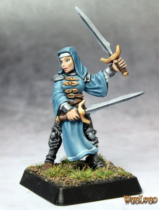 Battle Nun, Crusader Adept