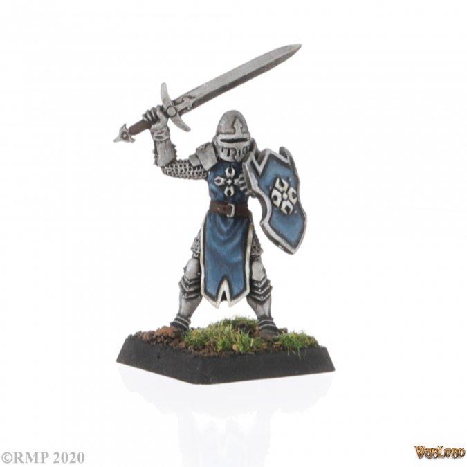 Dannin, Templar Warrior