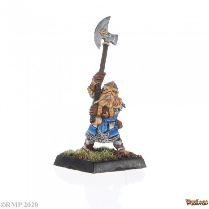 Narin, Dwarf Halberdier