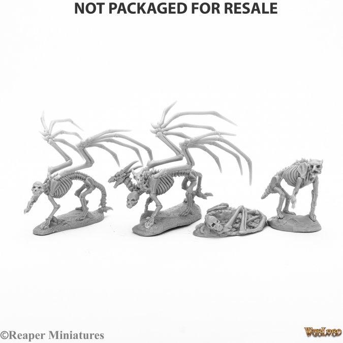 Skeletal Monsters
