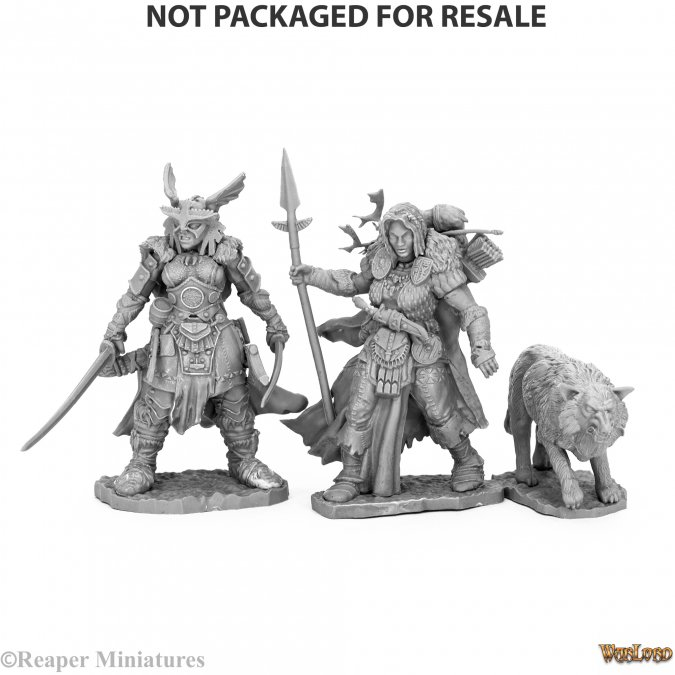 Frost Giant Raiders