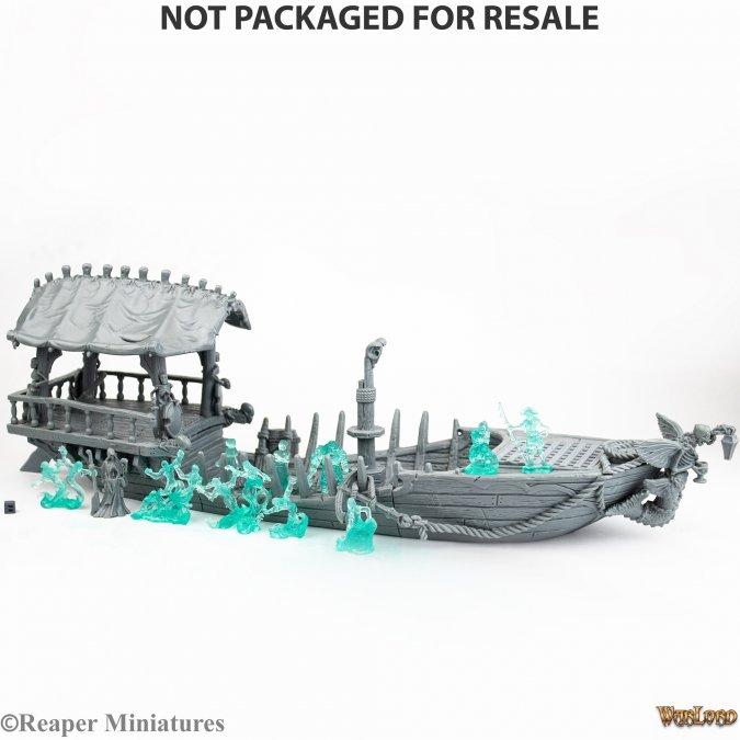 Stygian Barge
