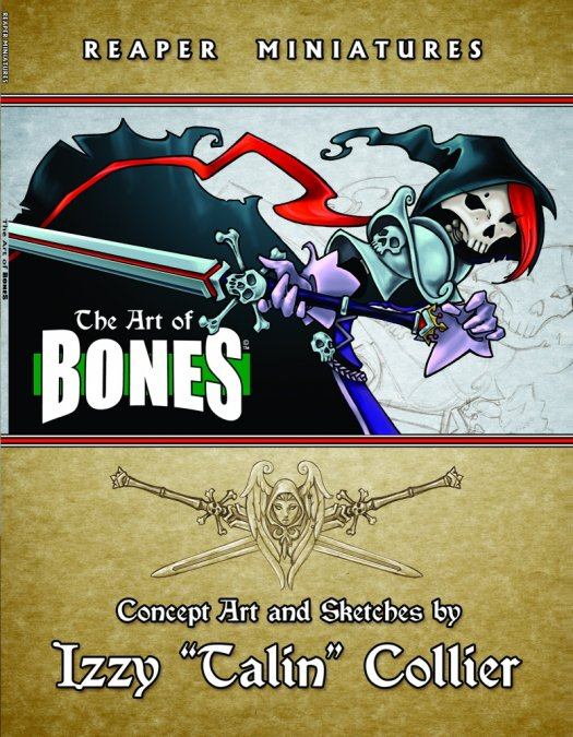 The Art of Reaper Bones by Talin