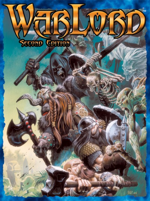 Warlord Second Edition