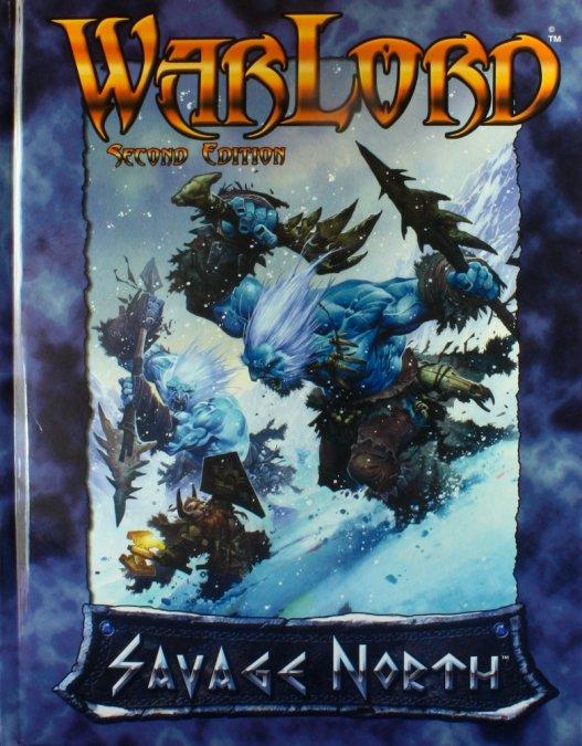 Warlord: Savage North