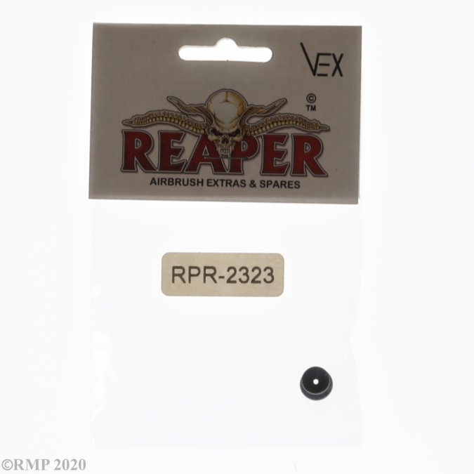 RPR-2323 air guide regulator w/ reversible paint tip/needle guard