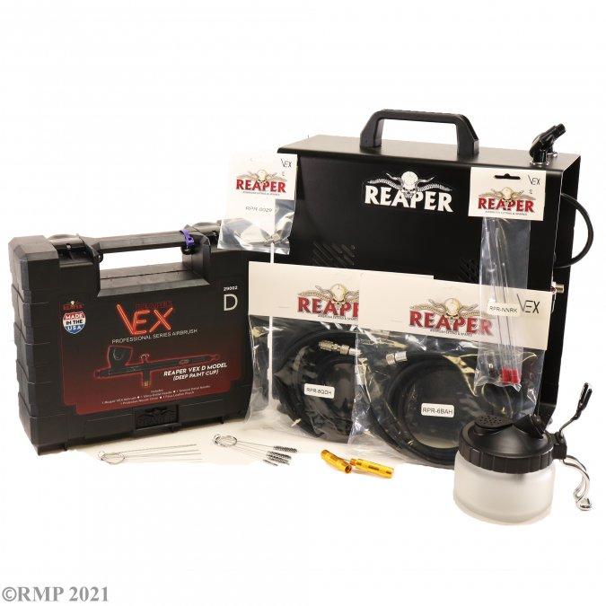 VEX Airbrush Mega-Bundle - Deep Cup