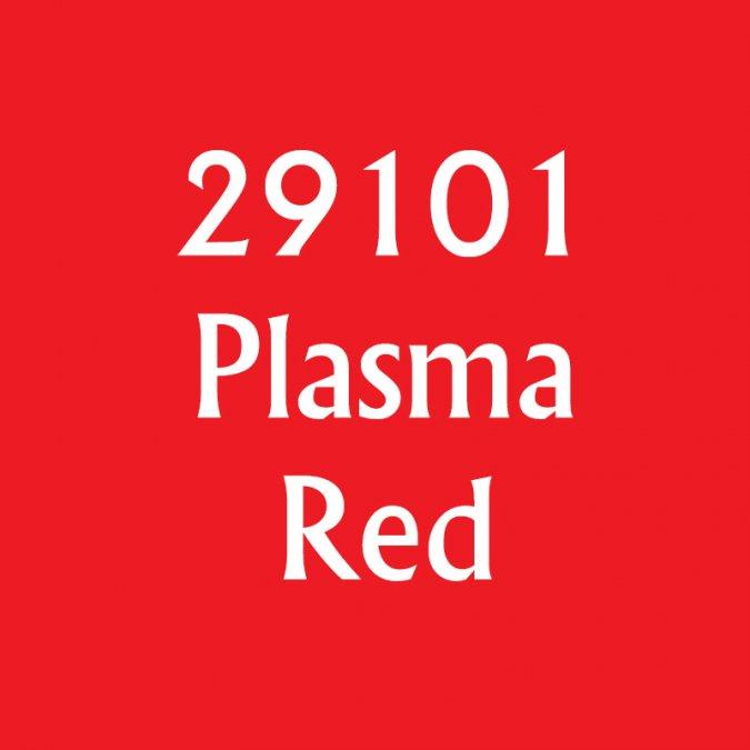 Plasma Red