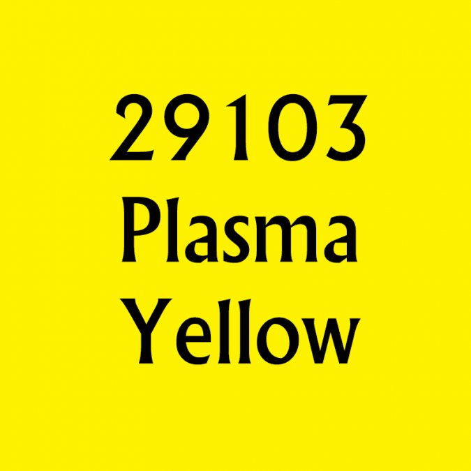 Plasma Yellow