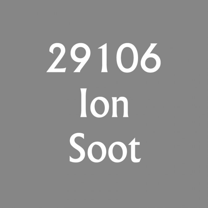 Ion Soot