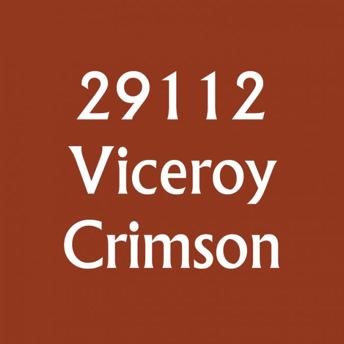 Viceroy Crimson