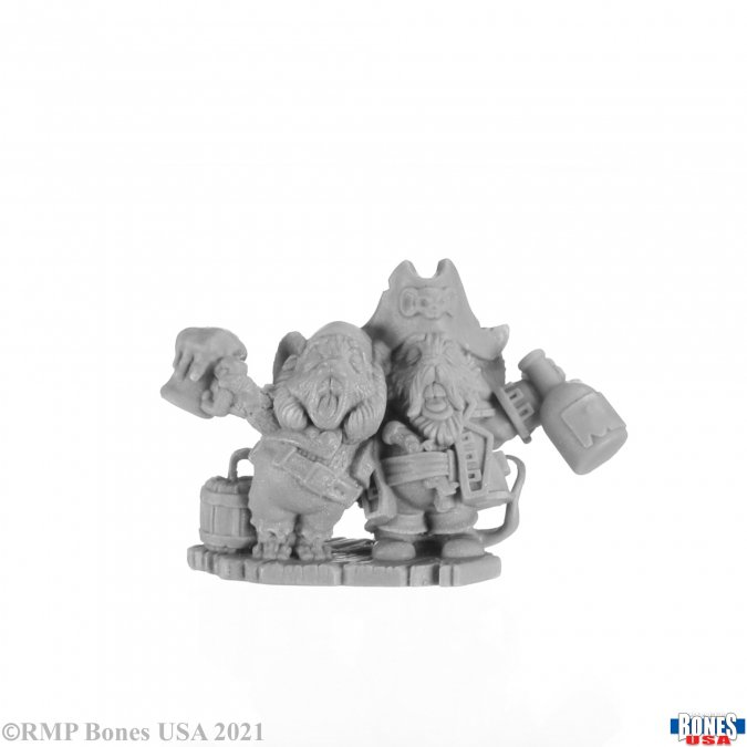ReaperCon 2021 Pirate Mouslings