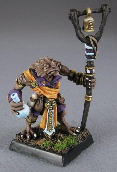 Kasham, Reptus Wizard