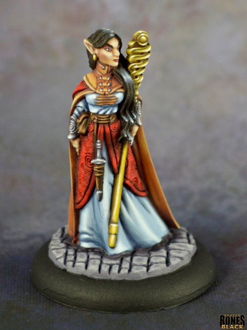 Bones Black: Anthanelle, Elf Wizard