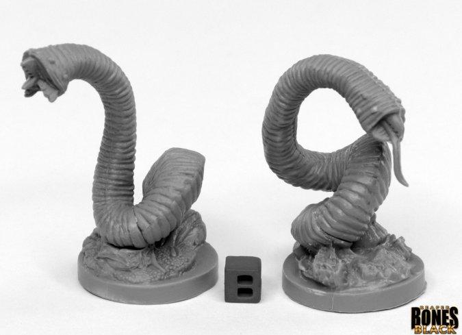 Giant Leeches (2)